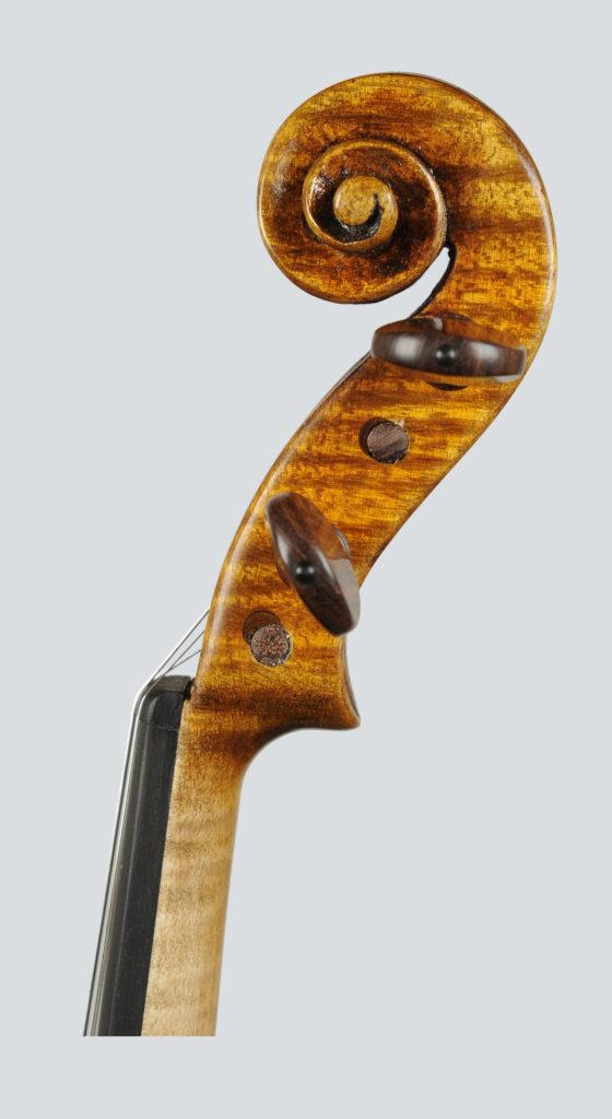 Violino particolare del modello Guadagnini